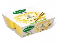 Provamel, Soya Dessert Vanille, 4x125g Packung