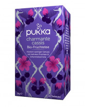 Pukka, Charmante Cassis, 1,9g, 20 Btl. Packung