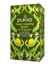 Pukka, Clean Matcha Green, 1,5g, 20 Btl. Packung