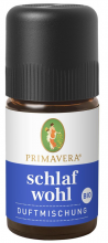PRIMAVERA Life, Schlafwohl Duftmischung bio, 5ml Flasche