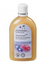 Schoenenberger, Pflegeshampoo Bio Acerola & Cranberry, 250ml Flasche