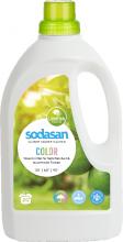 Sodasan, Color-Waschmittel, flüssig, 1,5 l Flasche