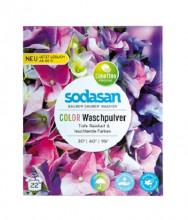 Sodasan, Color Waschmittel, Limetten-Frische, 1,01kg Packung