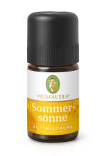 PRIMAVERA Life, Sommersonne Duftmischung, 5ml Flasche