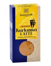 Sonnentor, Kurkuma Latte Ingwer, 60g Packung