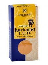 Sonnentor, Kurkuma Latte Vanille, 60g Packung
