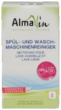 AlmaWin, Spül- und Waschmaschinen Reiniger, 200g Packung