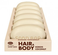 SPEICK, Bionatur Soap Bar Hair + Body Seife Kokos, 125 Stück