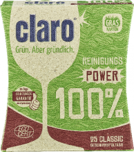 Claro, 100% Classic Tabs, 25 St Packung