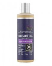 Urtekram, Duschgel Purple Lavender, 250ml Flasche