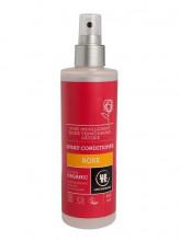 Urtekram, Spray Conditioner Leave In Rose, 250ml Flasche
