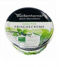 Weißenhorn, Kräuter Frische Creme, mind. 25% Fett,  150g Becher