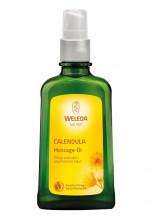 Weleda, Calendula-Massageöl, 100ml Flasche