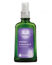 Weleda, Lavendel-Entspannungsöl, 100ml Flasche