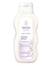 Weleda, Weisse Malve Pflegelotion, 200ml Flasche