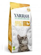 Yarrah, Katzenkroketten mit Huhn, 800g Packung