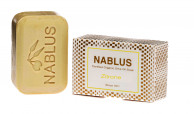Nablus Seife, Zitrone, 100g Stück