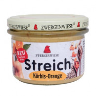 Zwergenwiese, Kürbis-Orange Streich, 180g Glas
