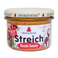 Zwergenwiese, Rucola-Tomate Streich, 180g Glas