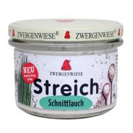 Zwergenwiese, Schnittlauch Streich, 180g Glas