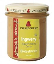 """Zwergenwiese, """"streich's drauf"""", Ingwery, 160g Glas"""