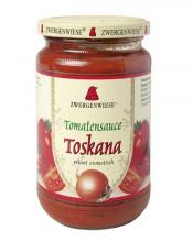 Zwergenwiese, Tomatensauce Toskana, 350g Glas #