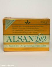 Alsan, Bio-Margarine, 250g Stück