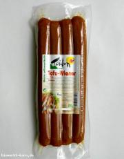 Taifun, Tofu-Wiener, 4Stück, 300g Packung