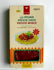 Viana, 1/2 Pfund Veggie Hack, 250g Packung