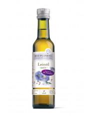 Bio Planéte, Leinöl, nativ, erste kalte Pressung, 0,25l Flasche