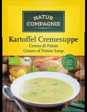 Natur Compagnie, Kartoffelcremesuppe, 48g Beutel
