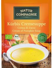 Natur Compagnie, Kürbiscremesuppe, 40g Beutel