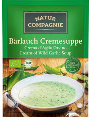 Natur Compagnie, Bärlauch Cremesuppe, 40g Beutel
