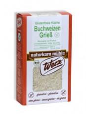 naturkorn mühle Werz, Buchweizen-Grieß glutenfrei, 250g Packung