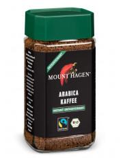 Mount Hagen, Löslicher Kaffee, entcoffeiniert, 100g Packung