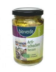 bio verde, Artischockenherzen, 200g Glas