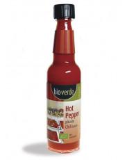 bio verde, Hot Pepper (Bio-Tabasco), 100 ml Flasche