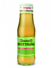 Kanne, Brottrunk, lactosefrei, 0,75l Flasche