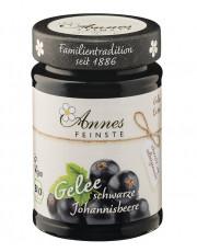 Annes Feinste, Schwarze Johannisbeere Gelee, 225g Glas