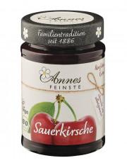 Annes Feinste, Sauerkirsch Konfitüre extra, 225g Glas