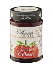 Annes Feinste, Erdbeer Konfitüre extra, 225g Glas
