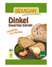 Biovegan, Sauerteig Extrakt - Dinkel, 30g Packung