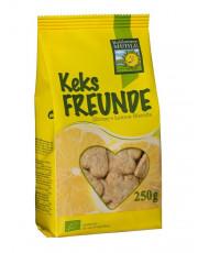 Bohlsener Mühle, Keks Freunde, Zitrone, 250g Packung