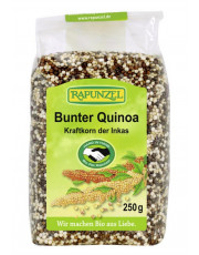 Rapunzel, Quinoa bunt, 250g Packung #