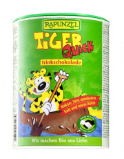 Rapunzel, Tigerquick Instant Kakaogetränk, 400g Dose