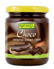 Rapunzel, Choco, Schokoaufstrich, 250g Glas