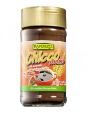 Rapunzel, Chicco-Mezzo Instant, Getreidefruchtkaffee mit Bohnenkaffee, 100g Glas