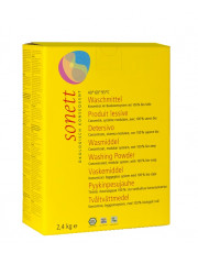 Sonett, Basis Waschpulver, 2,4kg Packung