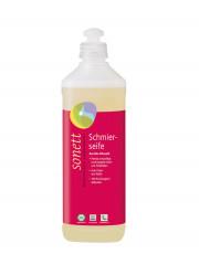 Sonett, Schmierseife flüssig, 0,5l Flasche