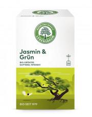 Lebensbaum, Jasmin & Grün, 1,5g, 20 Btl Packung